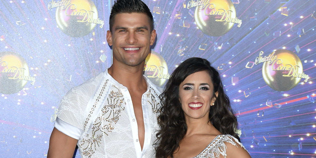 "Janette Manrara explains how Strictly ""saved"" her relationship with Aljaž Škorjanec"