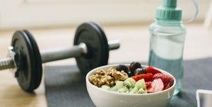 alimentacion deportiva mitos