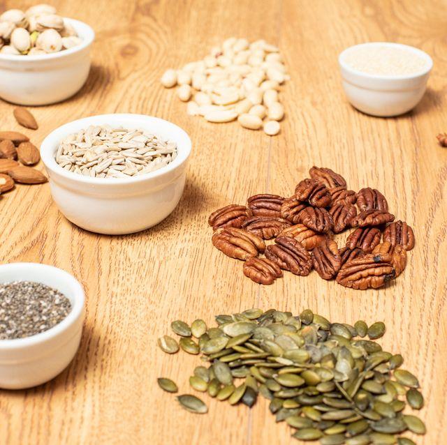 50 alimentos ricos en magnesio