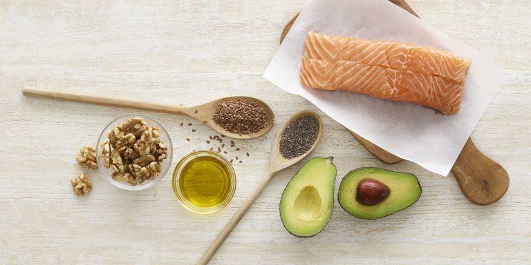 alimentos grasos para la dieta keto