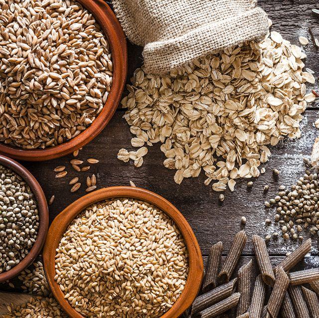 50 alimentos ricos en fibra