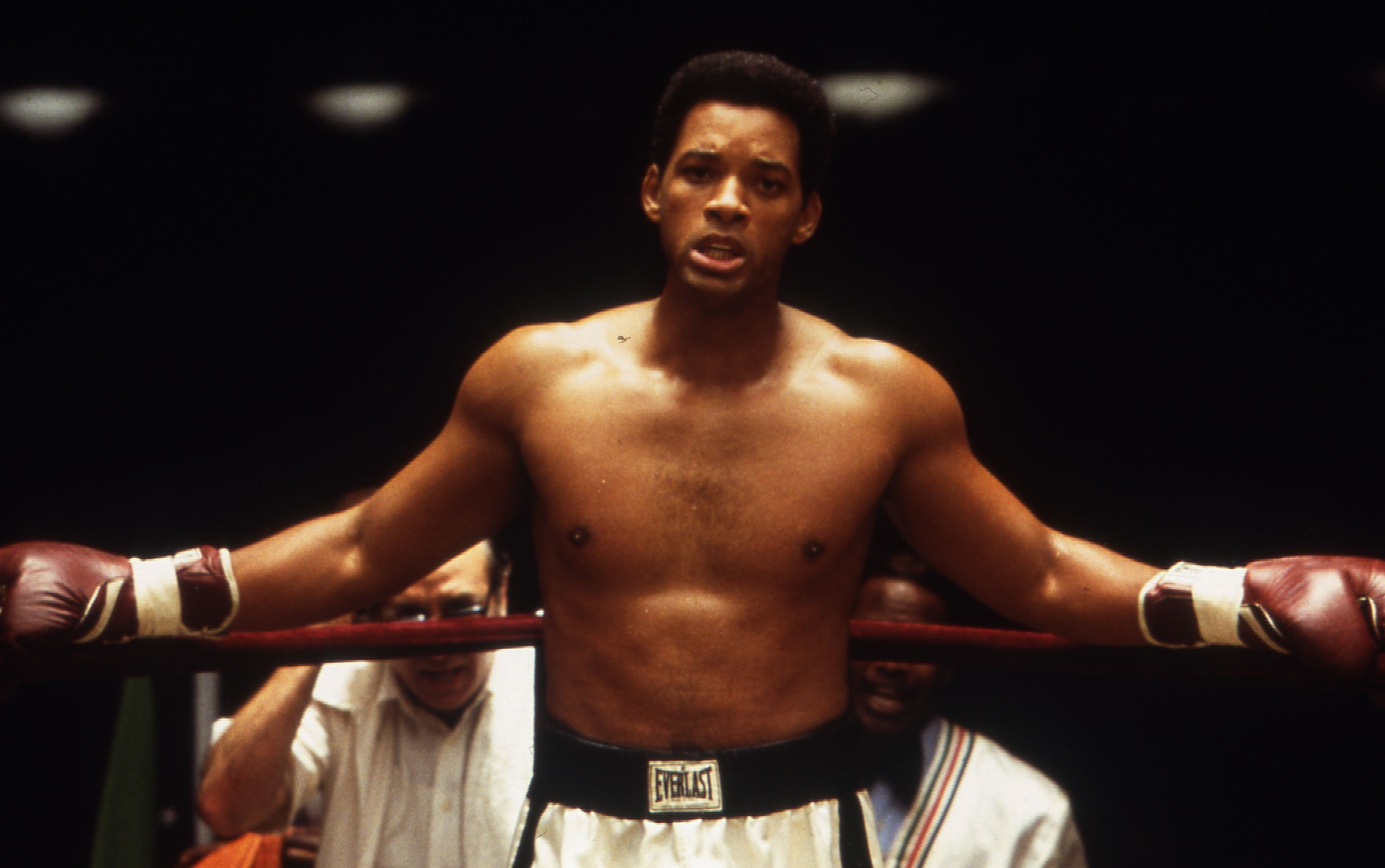 Will Smith's Ali Workout Transformed Him Into a Muscle-Bound Champion