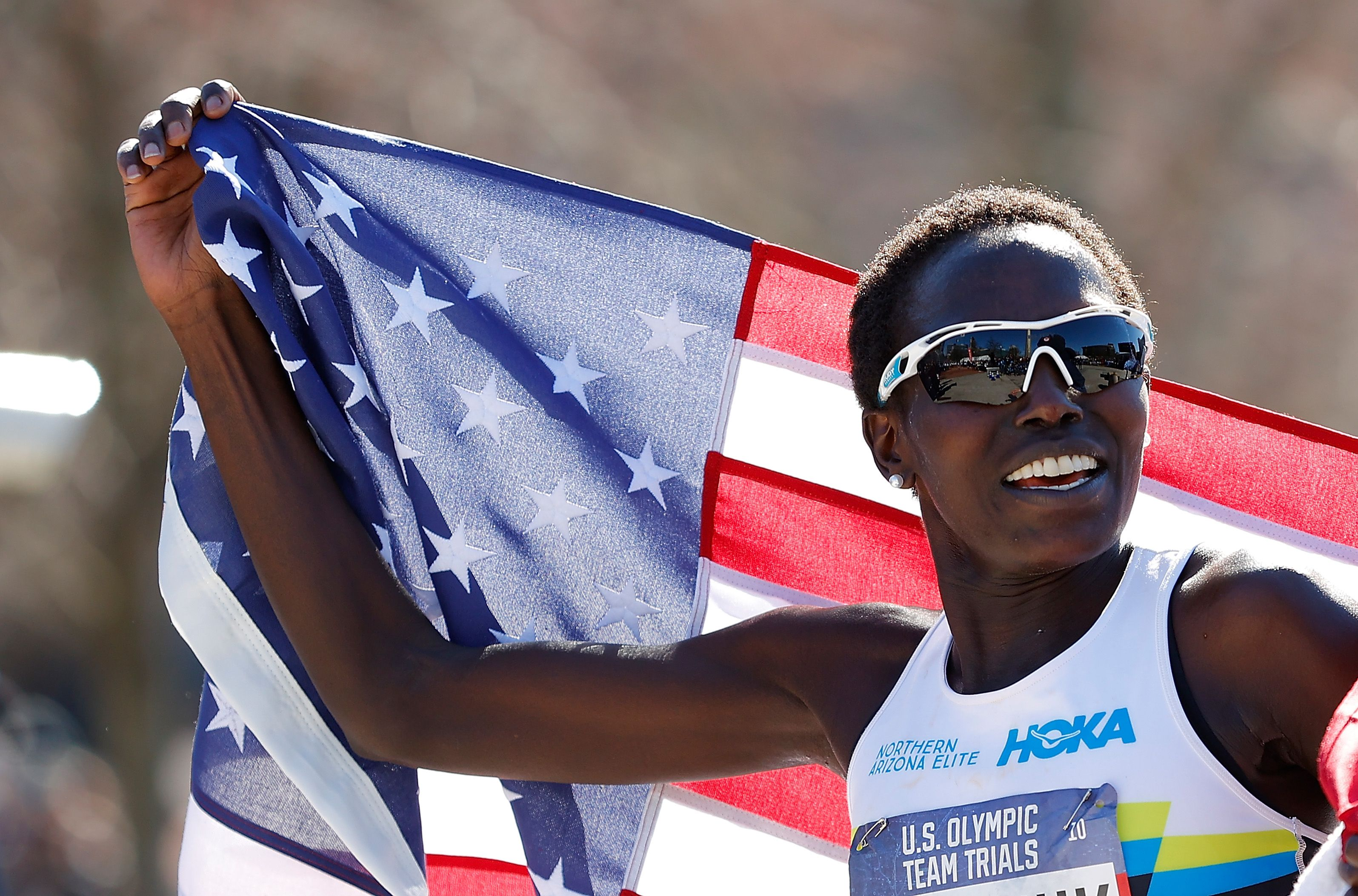 The U.S. Olympic Marathon Team Is Eager to Race