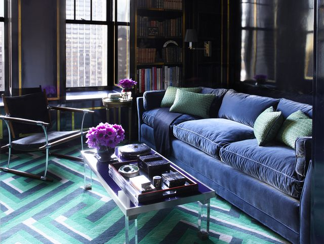 Alisa Bloom Chicago Penthouse Tour Photos Inspiration Designer Furniture Chicago