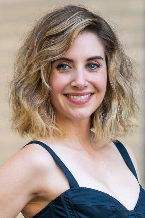 Alison Brie Beauty Muse hair inspiration