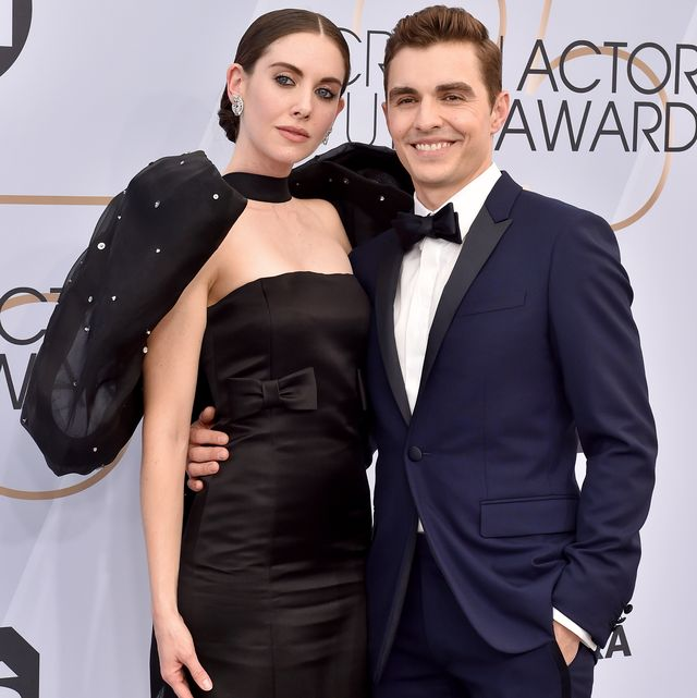 Alison Brie And Dave Franco Wedding.Alison Brie And Dave Franco S Body Language What It Reveals
