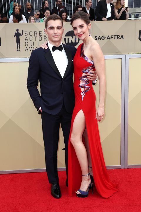 Alison Brie & Dave Franco