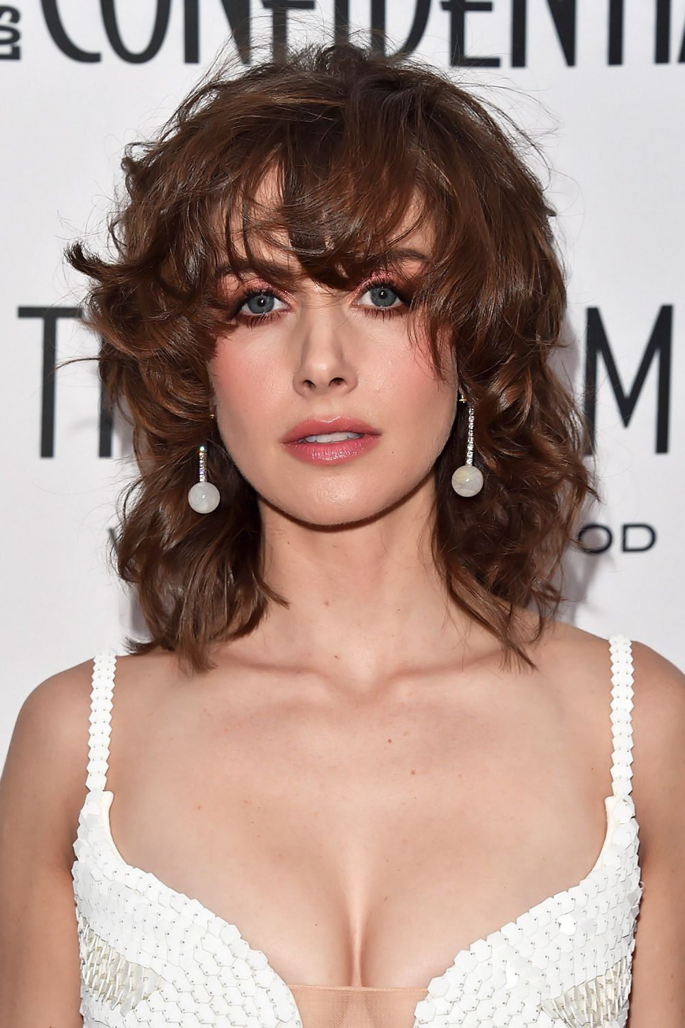 15 Pretty Bangs Trends Of 2018 New Bangs Hairstyles Ideas For Women