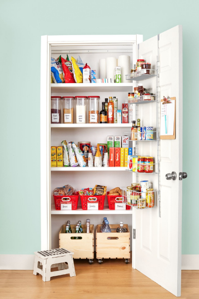 Astounding 15 Clever Pantry Organization Ideas And Tricks How To Download Free Architecture Designs Scobabritishbridgeorg