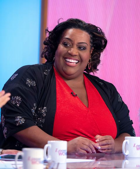 Alison Hammond shows off incredible weight loss on work trip with Joe Swash
