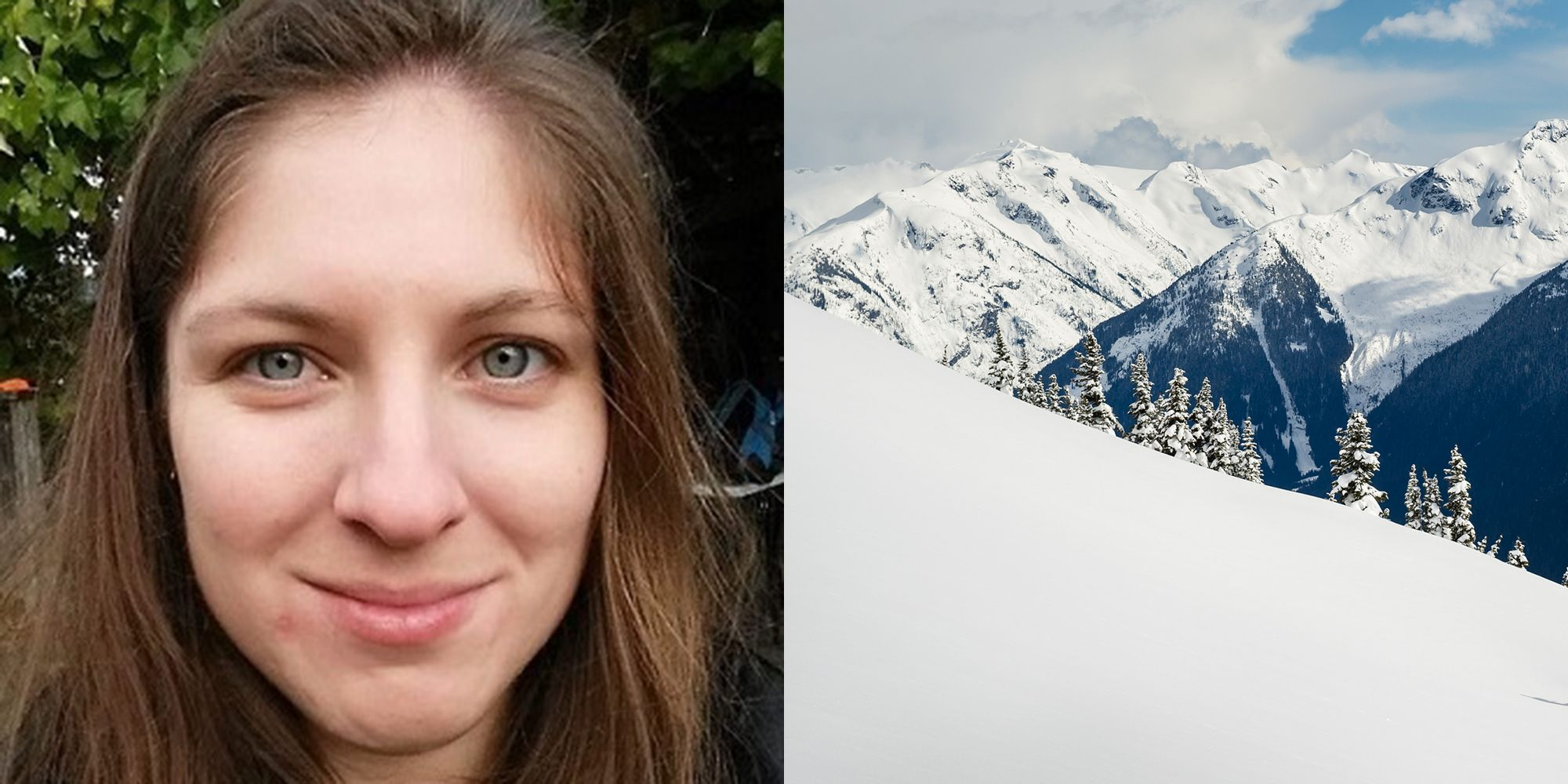 Desperate last texts sent by missing ski resort worker reveal she was 'lost'