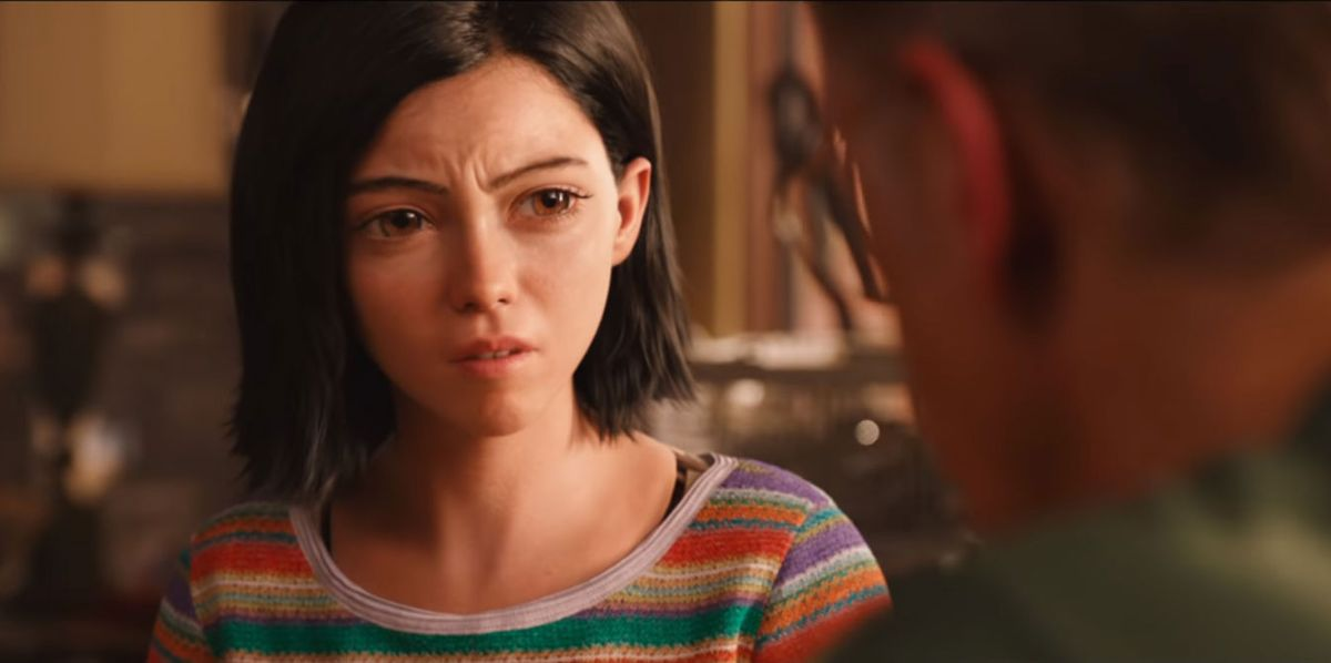 Alita 2 campaign is still a thing with new billboards in Los Angeles