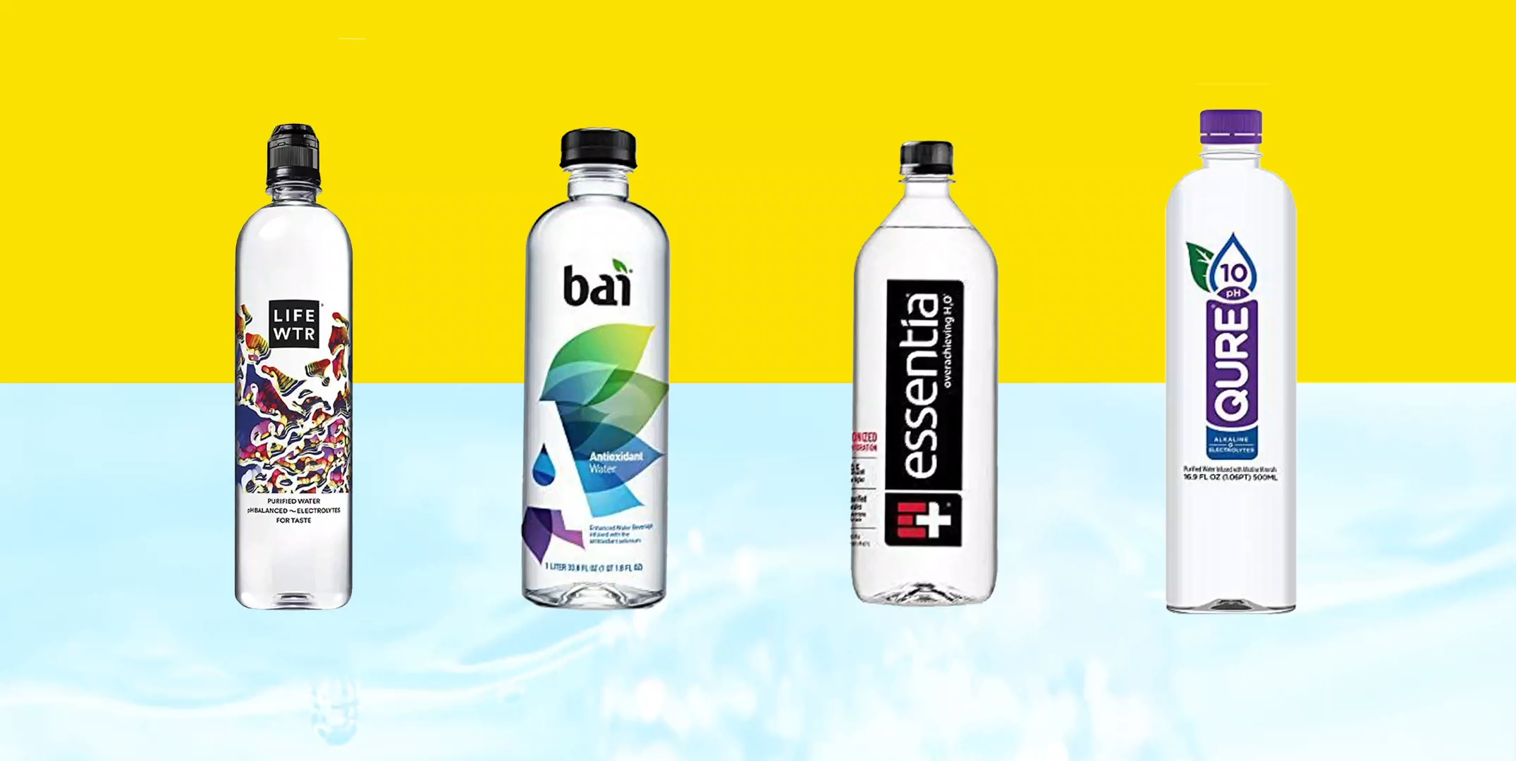7 Alkaline Water Brands For When You Re Extra Thirsty