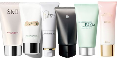 專櫃洗面乳推薦,貴婦洗面乳,保養,清潔, RéVive,肌膚之鑰,LAMER