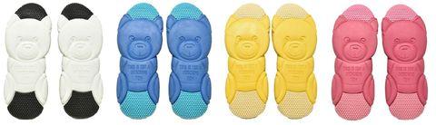 moschino泰迪熊運動鞋鞋底