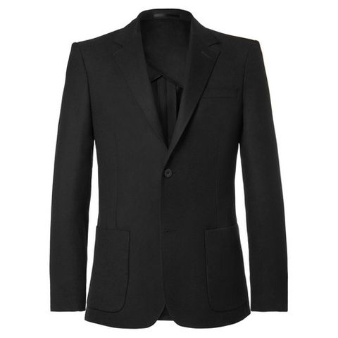 all-black menswear