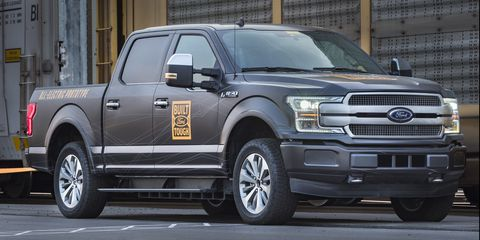 Electric Ford F 150 Could Be Here As Early As 2021