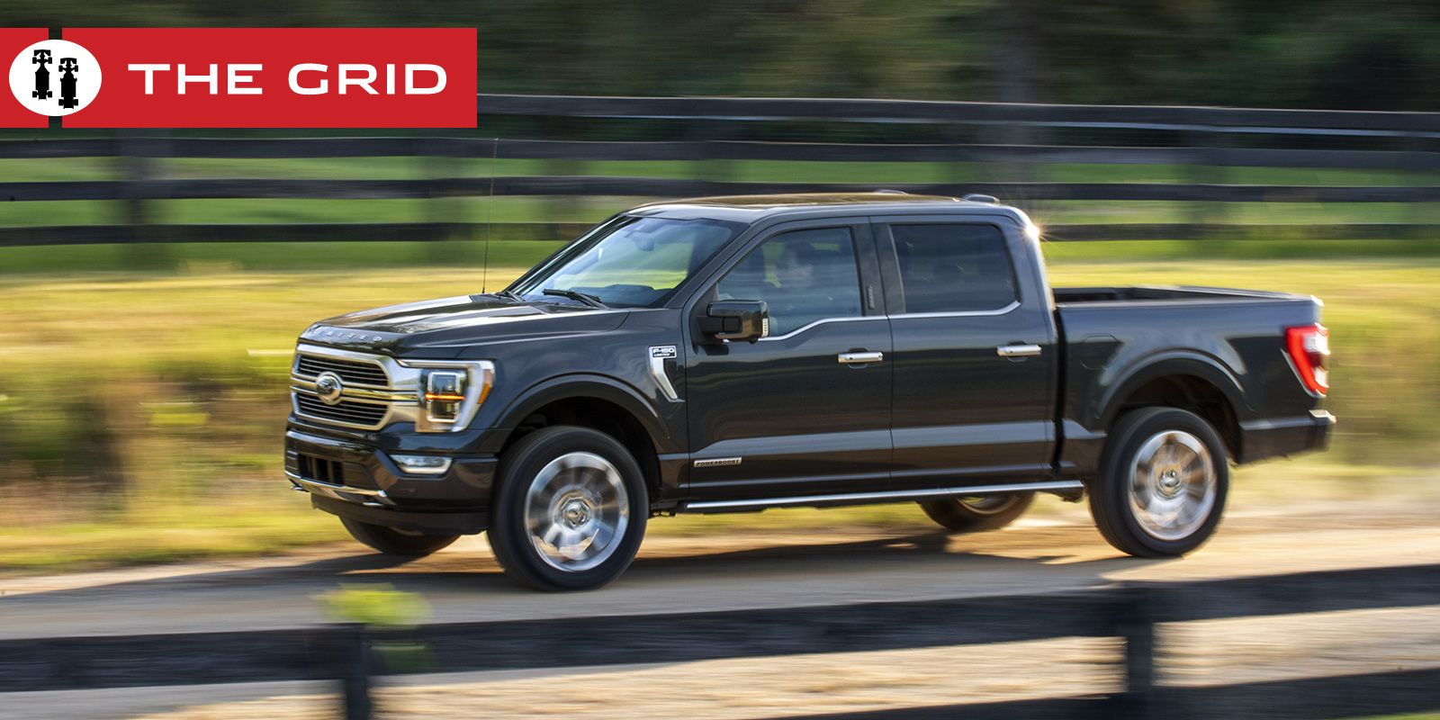 The 2021 Ford F-150 Hybrid Makes 430 HP and 570 LB-FT