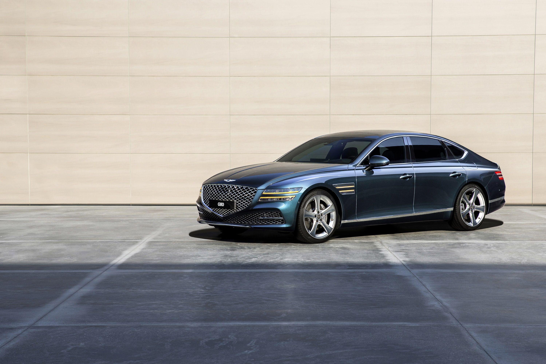 2021 Genesis G80 Luxury Sedan Complete Details