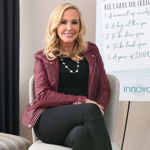 All Real Housewife Of Orange County Shannon Beador Wants For Christmas Is To Be Leak Free