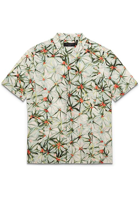 All Saints Yuka Hawaiian Shirt