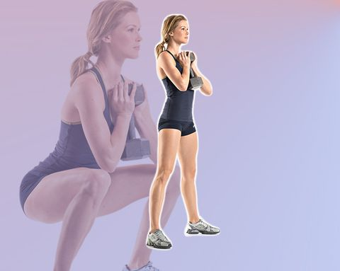 An All-Squat Workout for a Lower-Body That Just Won't Quit