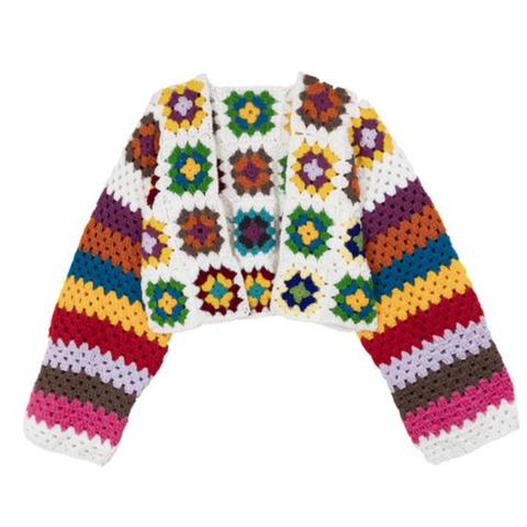 zomervest, vesten, crochet vest