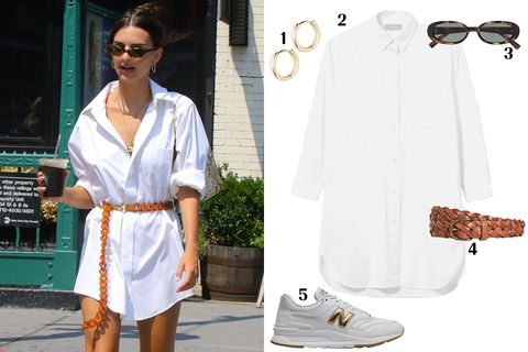 White, Clothing, Street fashion, Eyewear, Fashion, Shirt, Footwear, Dress shirt, Sunglasses, Shoulder,