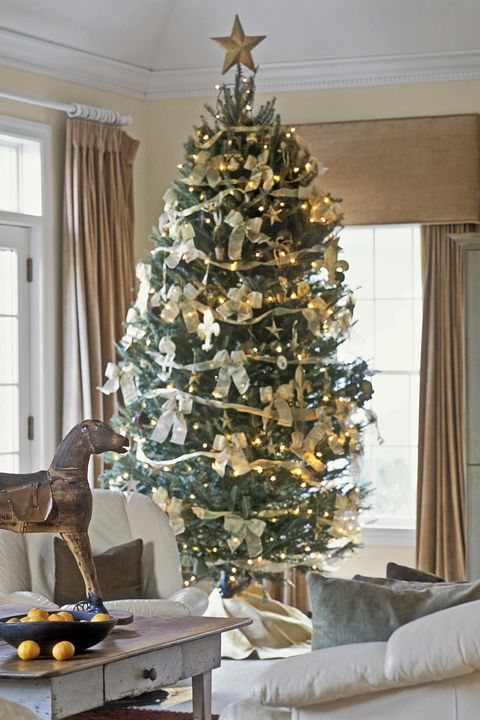 Best Christmas Tree Ribbon Ideas - Ways