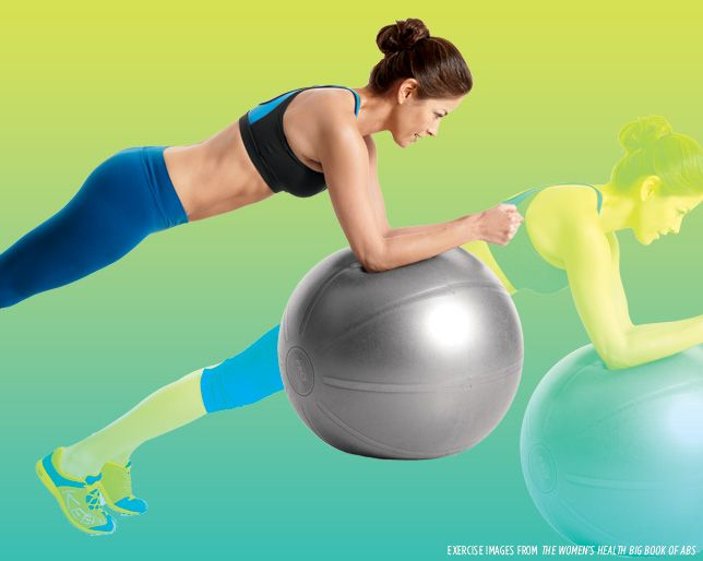 The Once-A-Week, All-You-Need Abs Workout