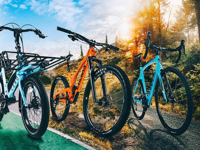 Types Of Bicycles >> Types Of Bikes Mountain Bike Vs Road Bike