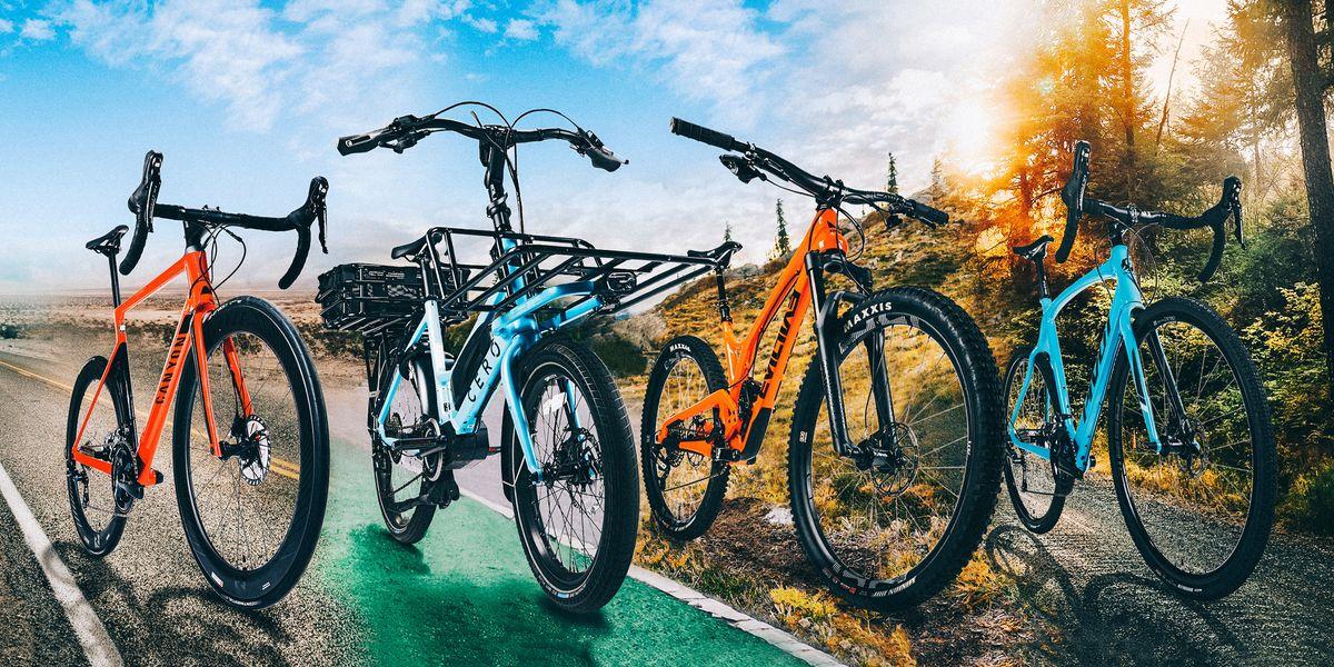 tipos de bicicleta de segunda mano
