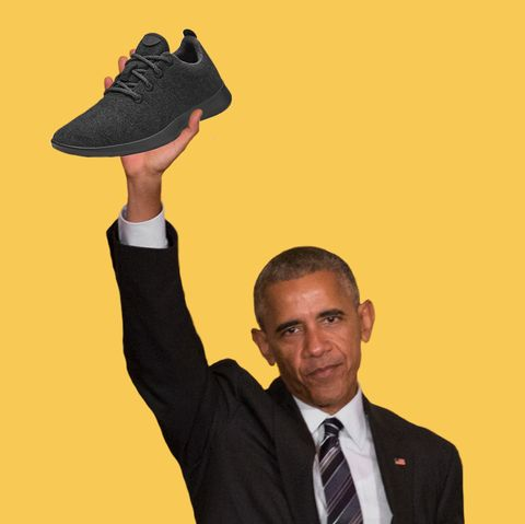 90476604557 Barack Obama Allbirds Sneaker - Obama Outfit Duke North Carolina ...