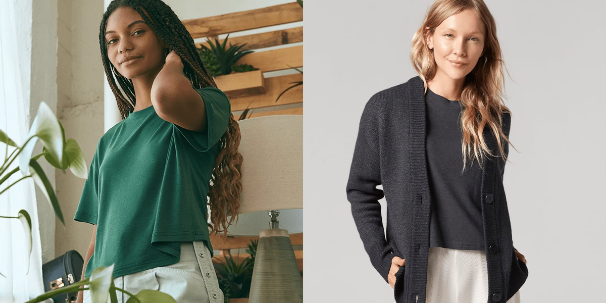 Allbirds Now Has a Line of Eco-Friendly Clothing—and It's Just as Comfy as You'd Think