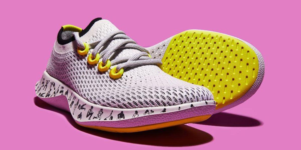 Allbirds Oiselle x Mia Saine Dasher Shoe Release