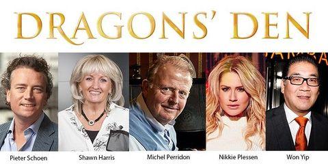 de investeerders van dragons den
