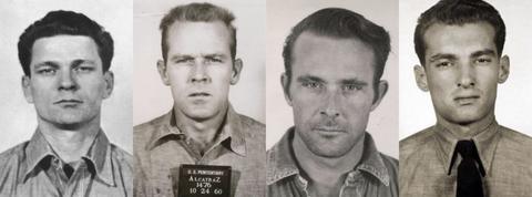 fugados Alcatraz