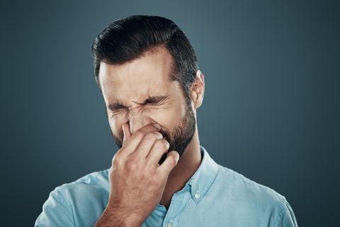 脂 が の 対策 鼻 臭い