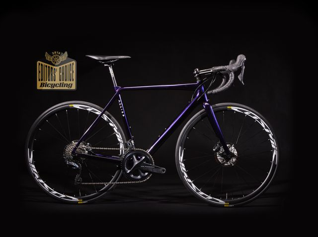 Allied Alfa Disc Review Best Road Bikes