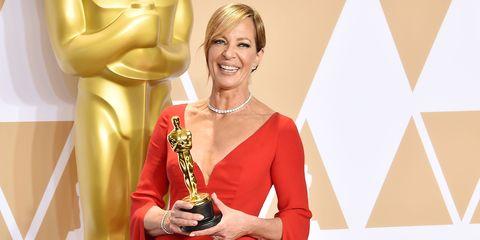 Allison Janney's Oscar speech