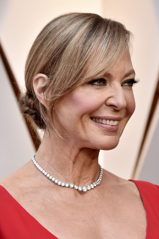 Allison Janney Oscars 2018 Hair