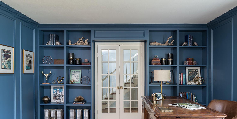 25 Stylish Built In Bookshelves Floor To Ceiling