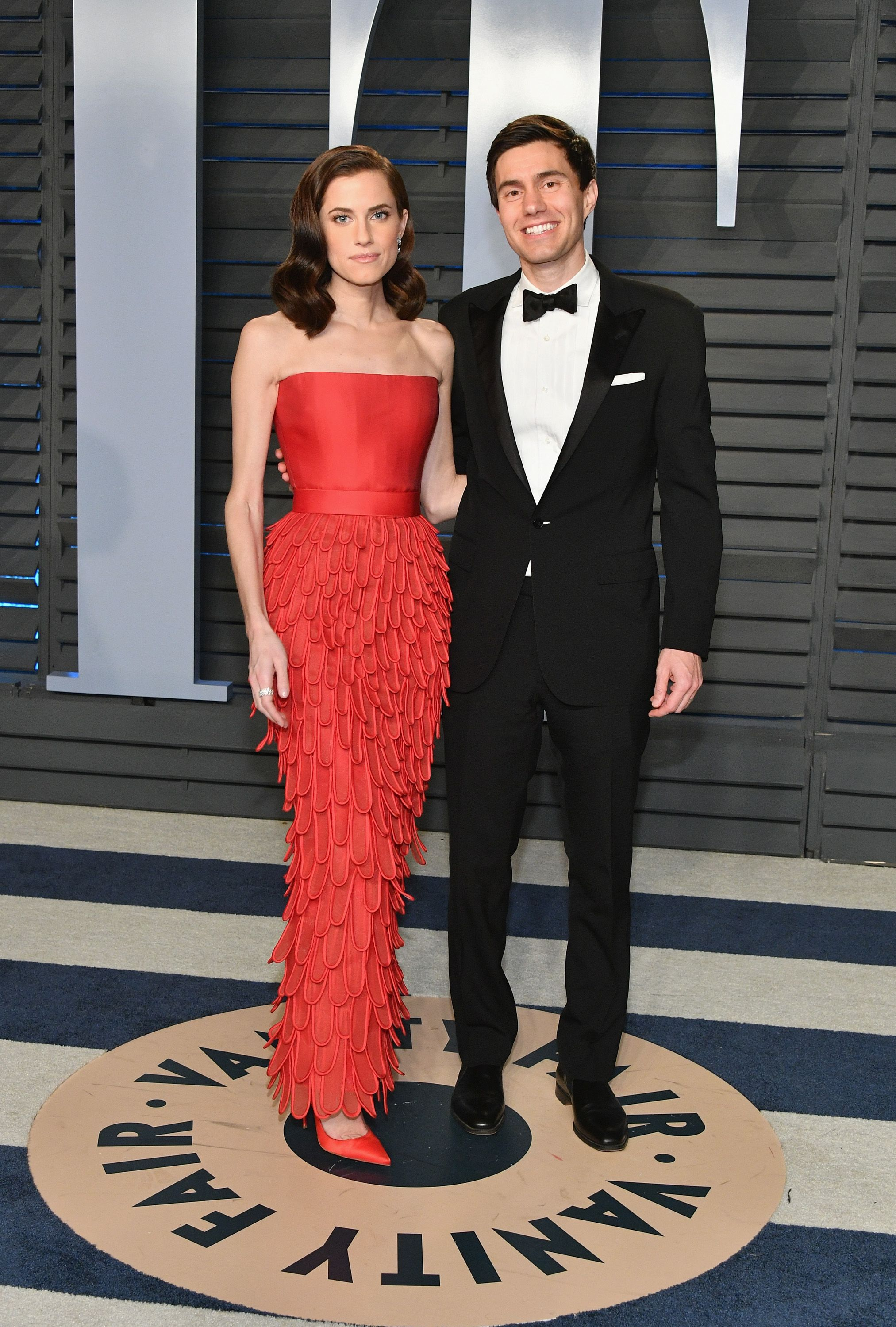 Allison Williams Splits From Husband Ricky Van Veen After Four Years Of Marriage