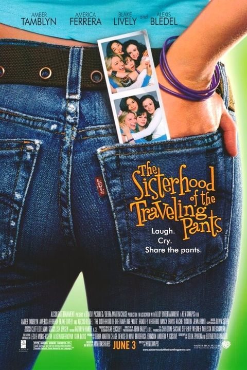 the sisterhood of the traveling pants chick flick