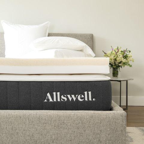allswell cooling mattress topper