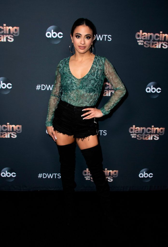Ally Brooke Has Lost 10 Lbs Since Starting 'Dancing With The Stars'