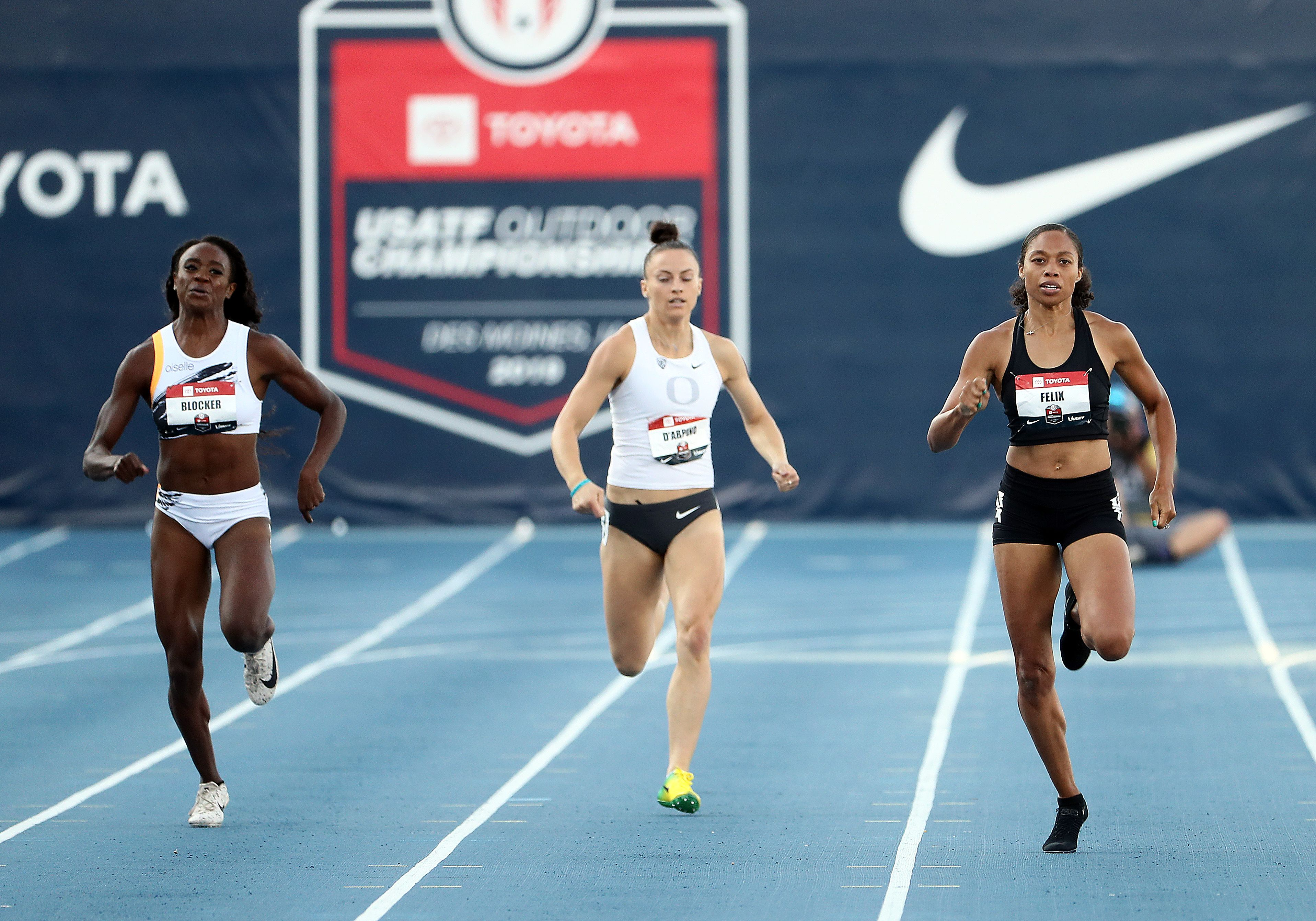 Nike changes policy for pregnant athletes and new mums