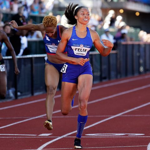 2016 us olympic track  field team trials   day 3