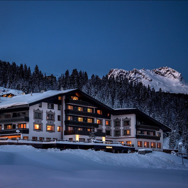 The Most Luxurious Ski Hotels Around the World