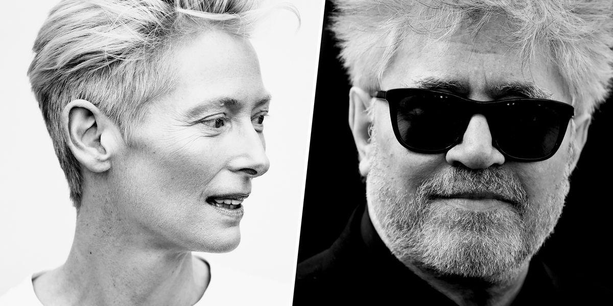 Pedro Almodóvar desvela nuevos detalles sobre su cortometraje con Tilda Swinton